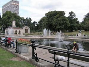 Giardino italiano - Hyde Park