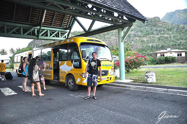 Il bus che ci porterà alla nostra pensione