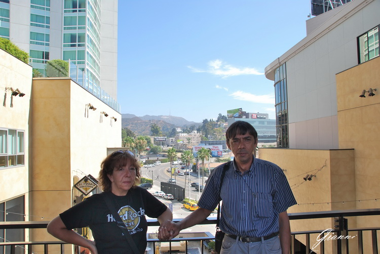 Los Angeles California -Hollywood