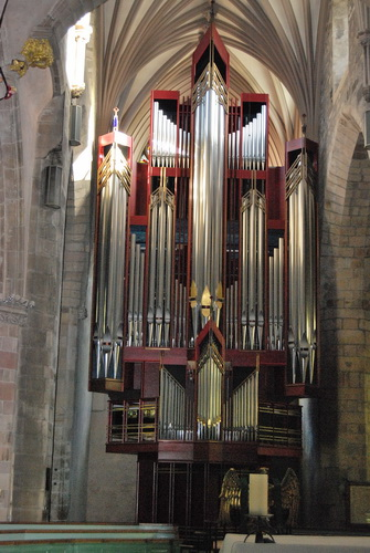 St. Giles Cathedral - L'organo