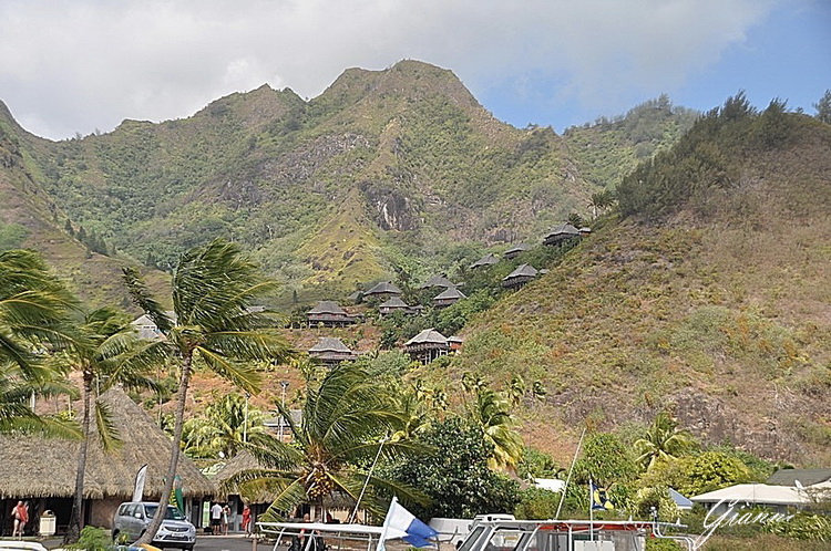 Resort Legend of Moorea