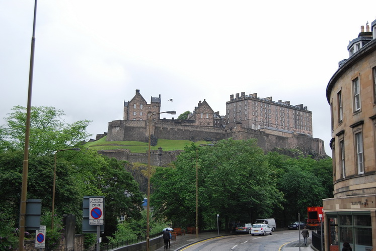 Scozia - Il castello