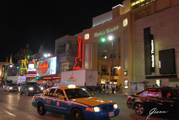 Los Angeles -Kodak Theatre