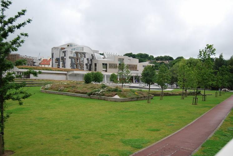 Il parlamento scozzese