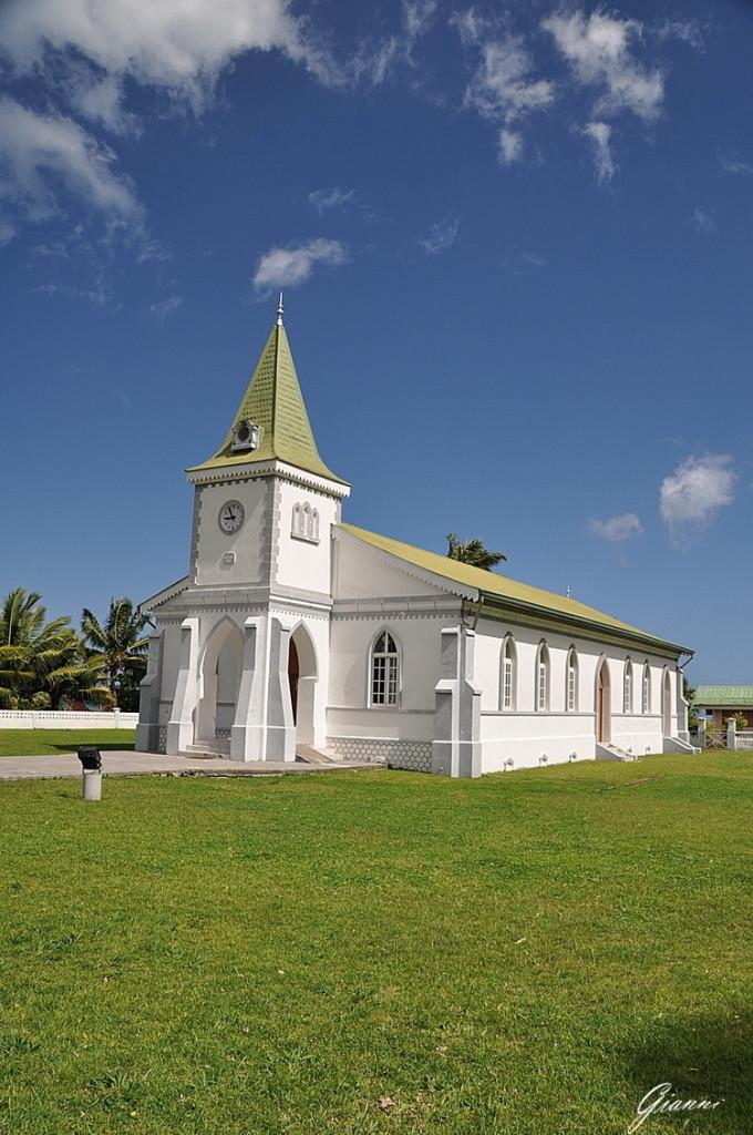 Chiesa di Haapiti