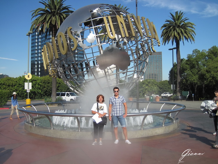 Los Angeles California - Universal Studios