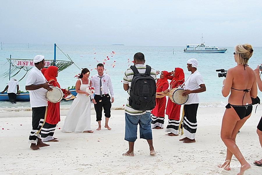 Matrimonio al resort