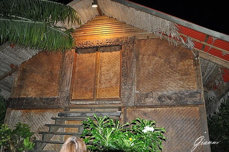 Tiki Village - La casa di Paul Gaugin (ricostruzione...)
