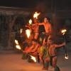 Tiki Village Moorea - Ballerini e acrobati