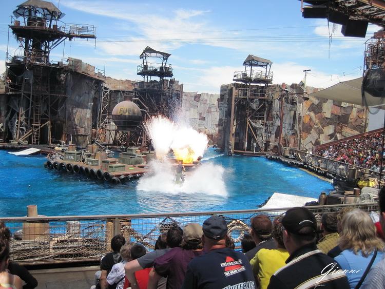 Universal Studios - Waterworld