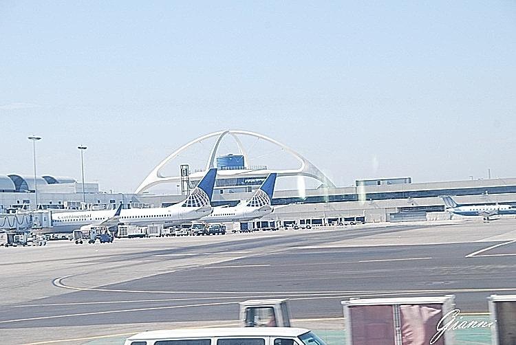 Los Angeles California - Aeroporto