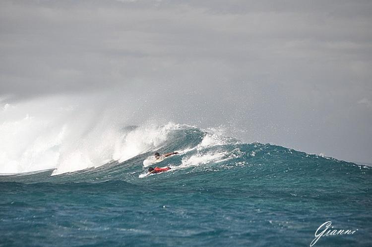 Quei temerari del surf....