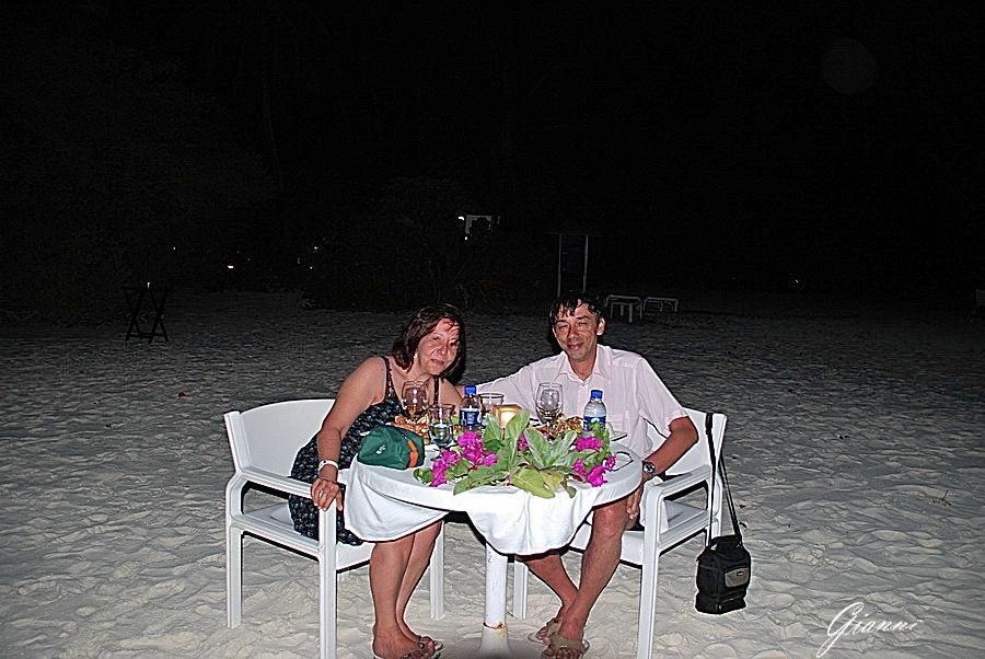 Meeru Island Resort Maldive - San Valentino in riva al mare