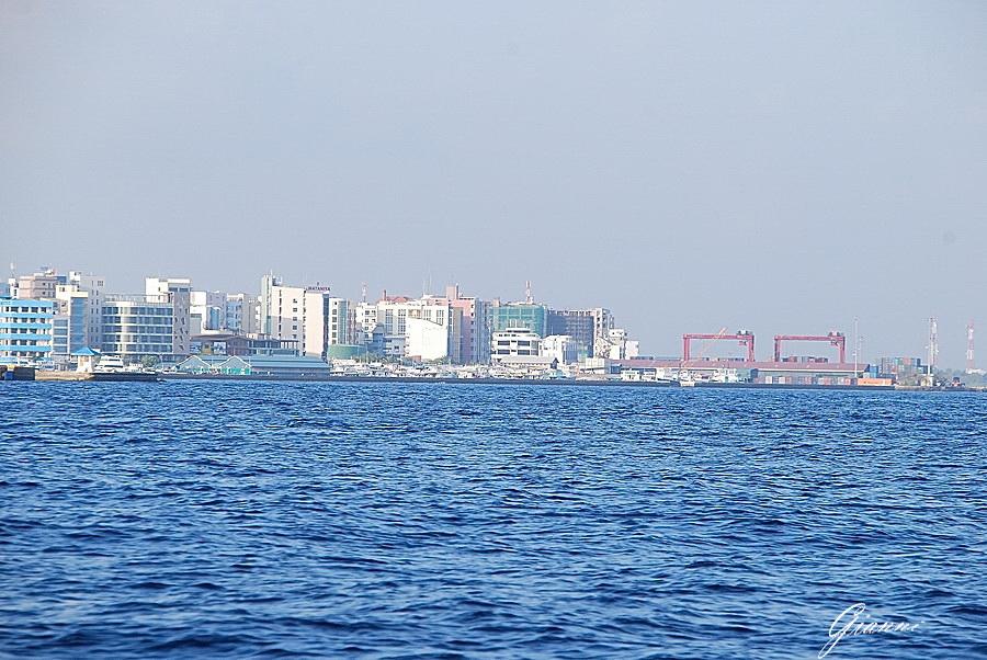 Malè dal mare