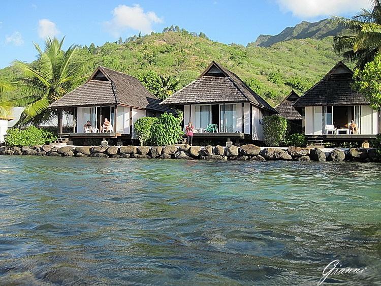 Il nostro bungalow in riva la mare