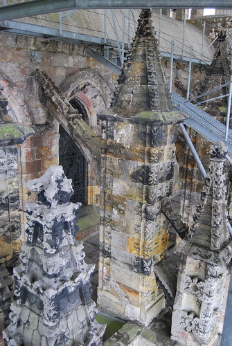 Scozia - Rosslyn Chapel