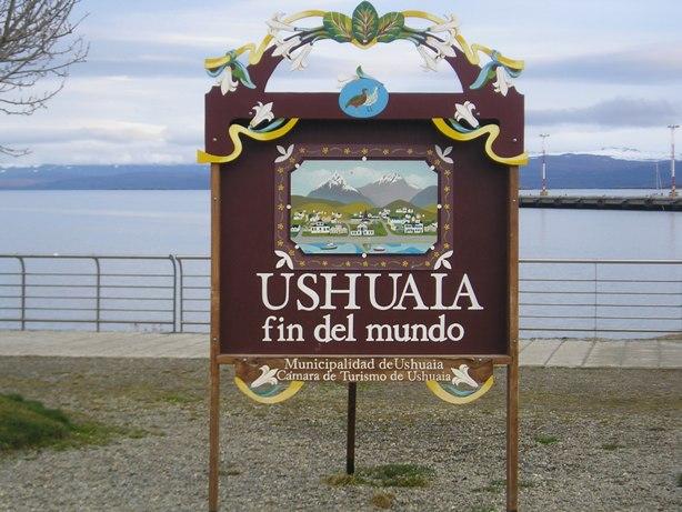 """Ushuaia """"Fin del Mundo"""""""