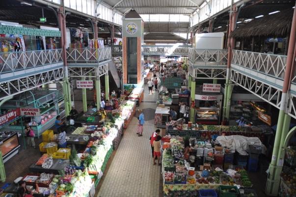 Il mercato di Tahiti