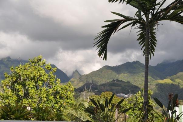 Panorama tahitiano