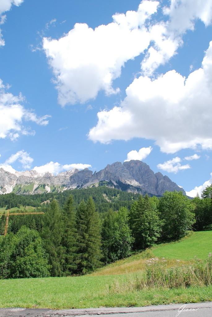 Montagne intorno a Cortina d'Ampezzo