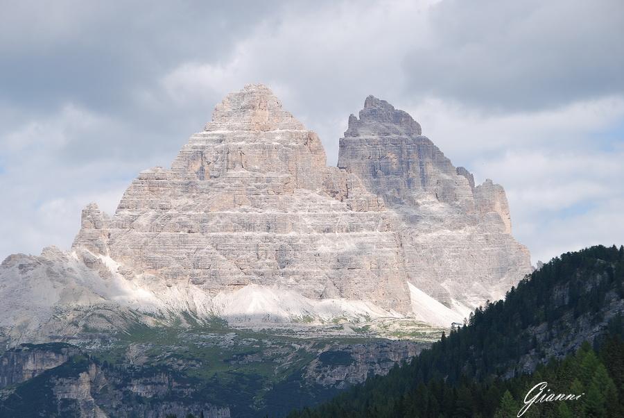 Dolomiti - Le tre cime di Lavaredo