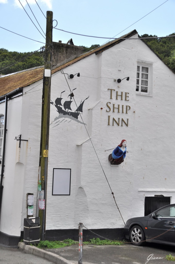 Polperro - The Ship Inn