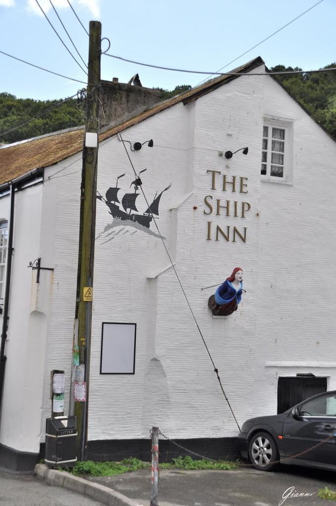 Polperro - The Ship Inn
