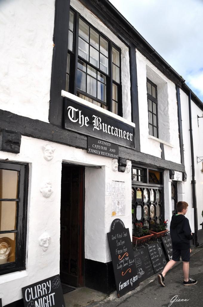 Polperro -Un magnifico pub