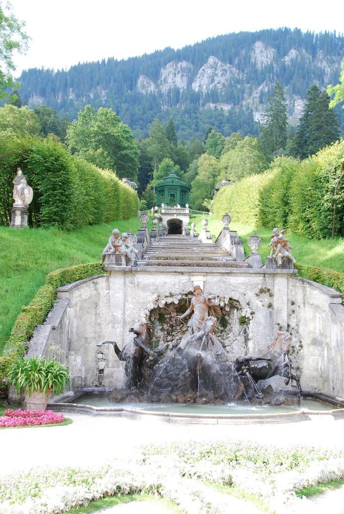 Fontana a cascata