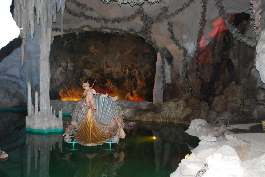 Castello di Linderhof - La grotta