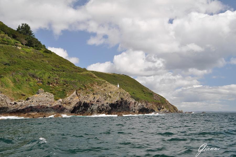 Polperro - La costa