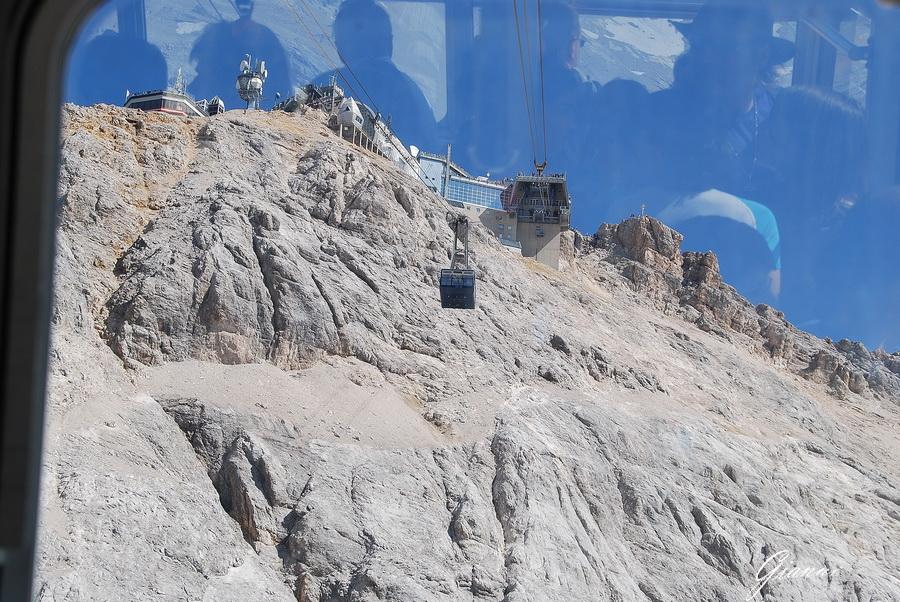 Zugspitz - Ultimo tratto verso la cima