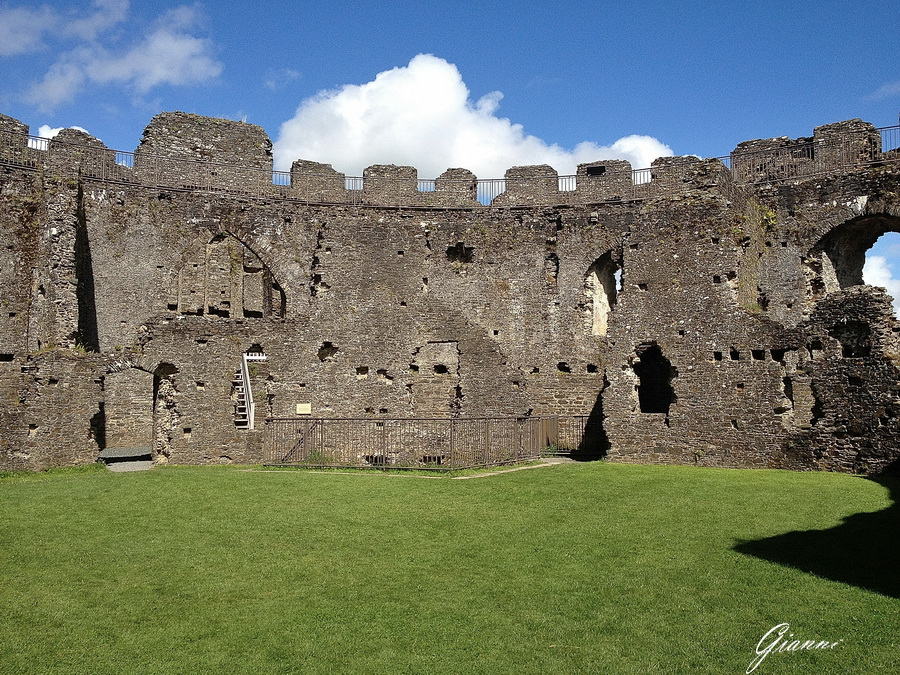 Castello di Restormel