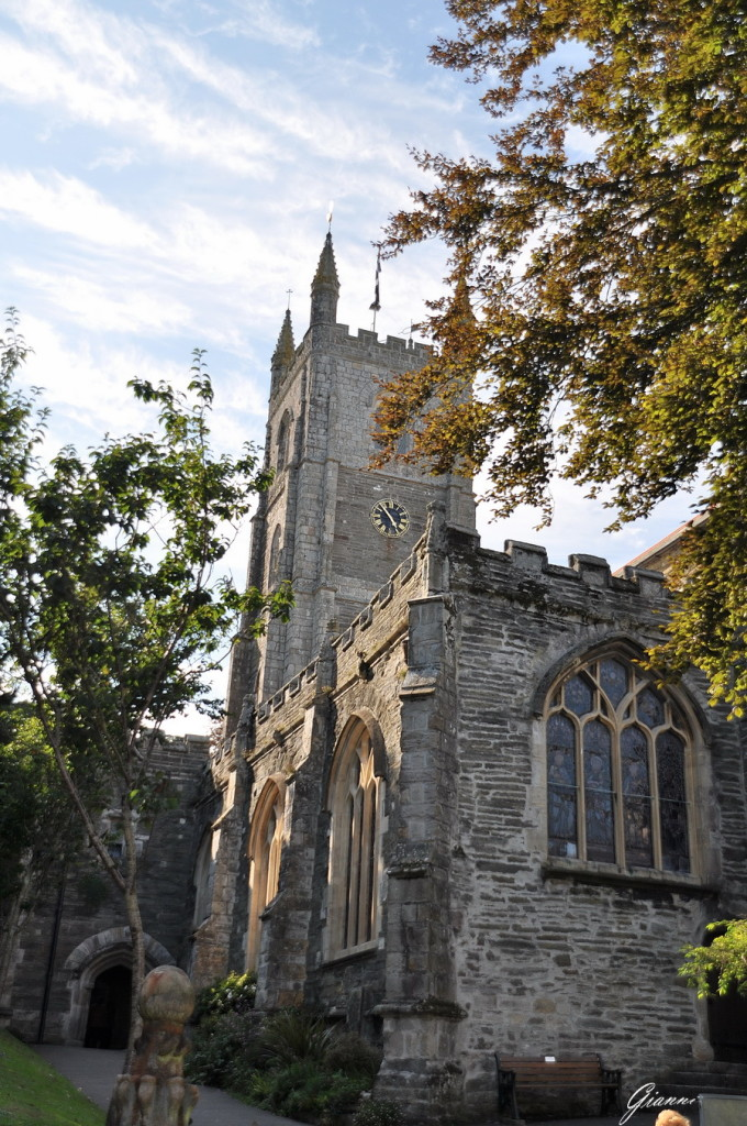 Chiesa di Fowey