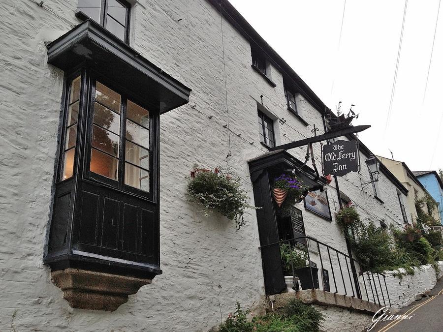The Old Ferry Inn Bodinnick