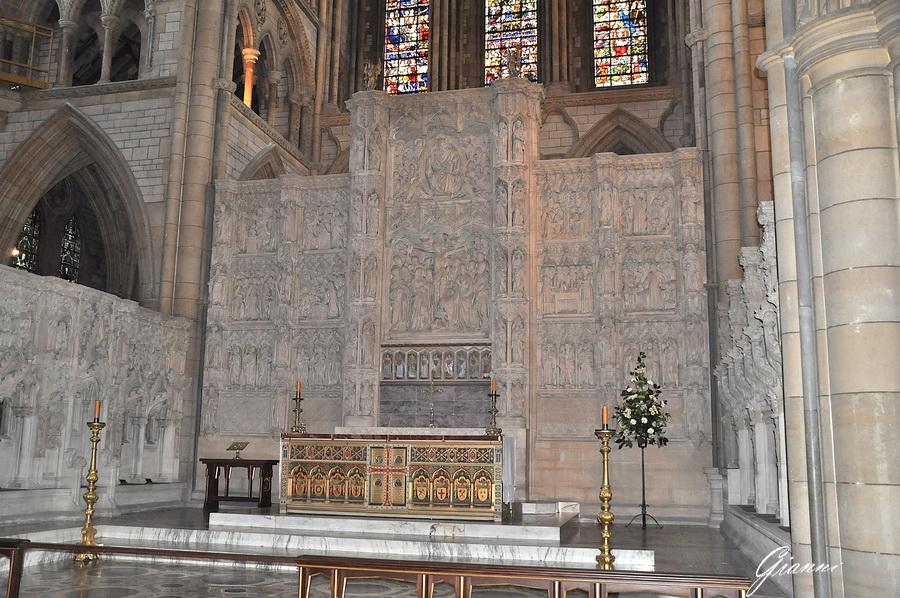 Cornovaglia - Cattedrale di Truro