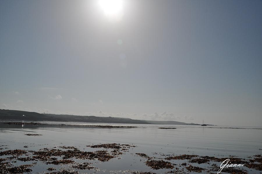 La marea si sta abbassando