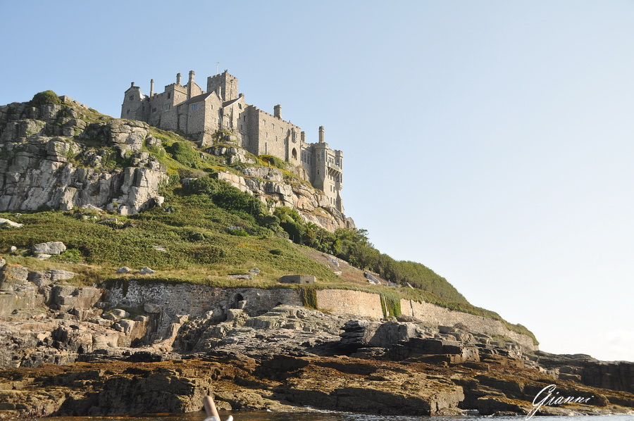 Il Castello di St. Michael's dal mareIl Castello di St. Michael's dal mare