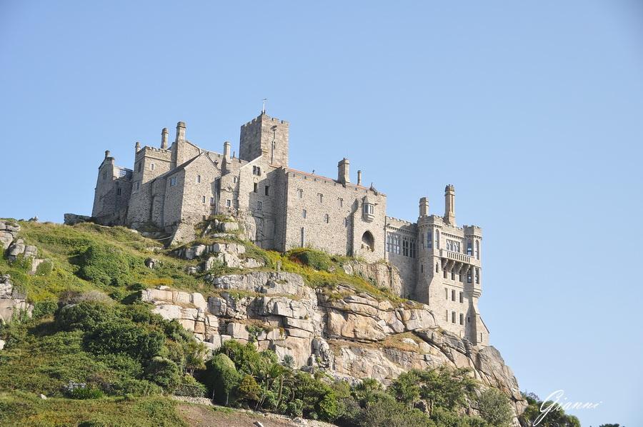 Castello di St. Michael's dal mare