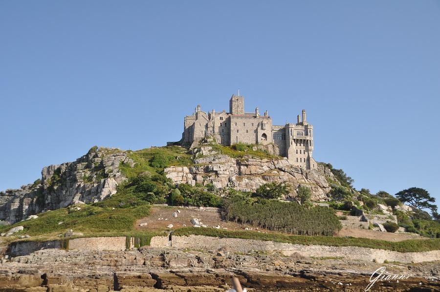 Il Castello di St. Michael's dal mare