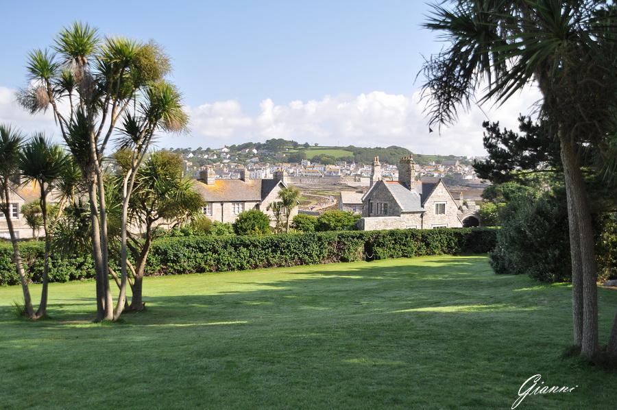 Il giardino del Castello di St. Michael's