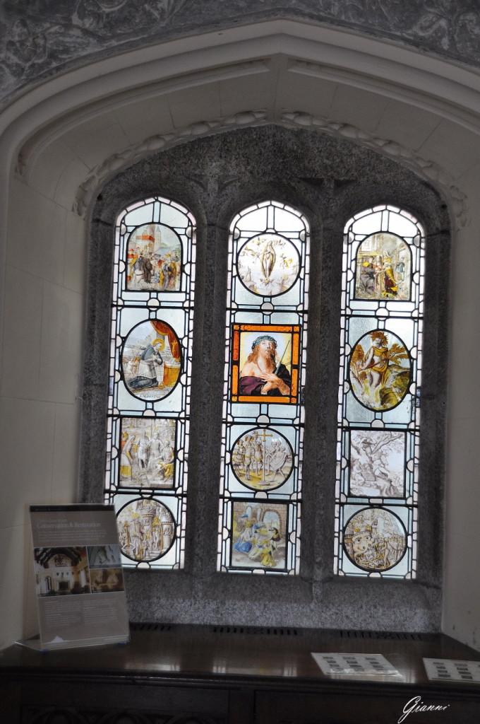 Interni Castello di St. Michael's
