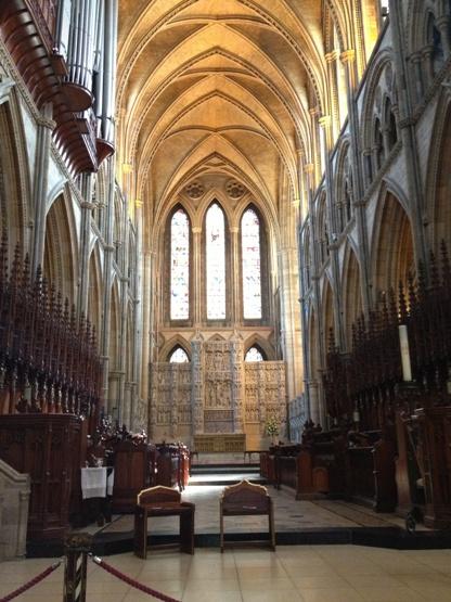 La Cattedrale di Truro