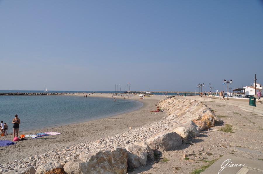 Saintes Maries de la Mer - La spiaggia