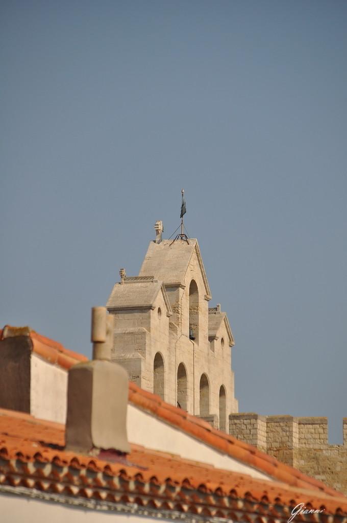 La chiesa di Saintes Maries de la Mer