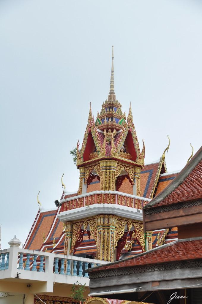 Tahilandia - Wat Plai Laem
