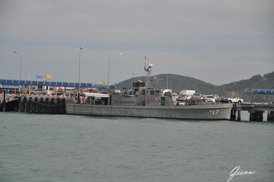 Porto di Nathon Koh Samui