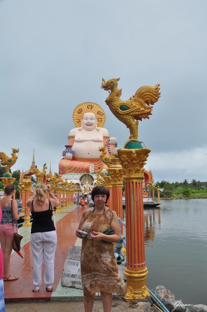 Koh Samui - Wat Plai Laem