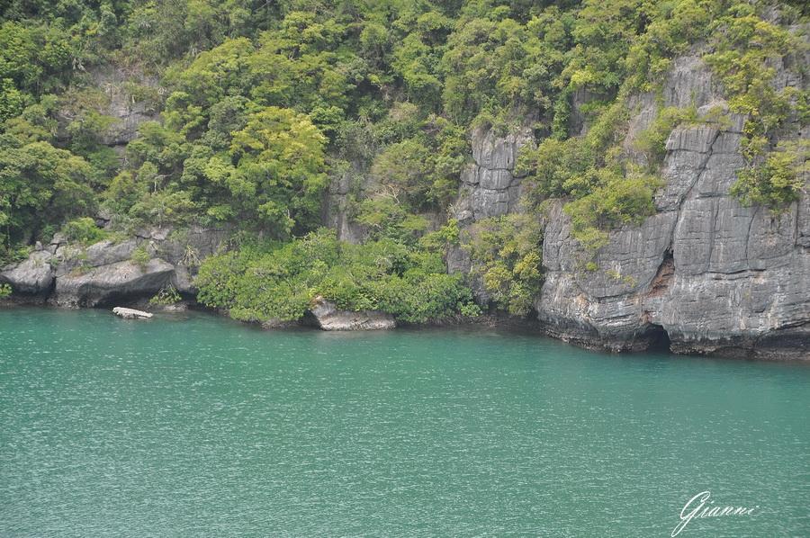 Tahilandia - Lago di smeraldo
