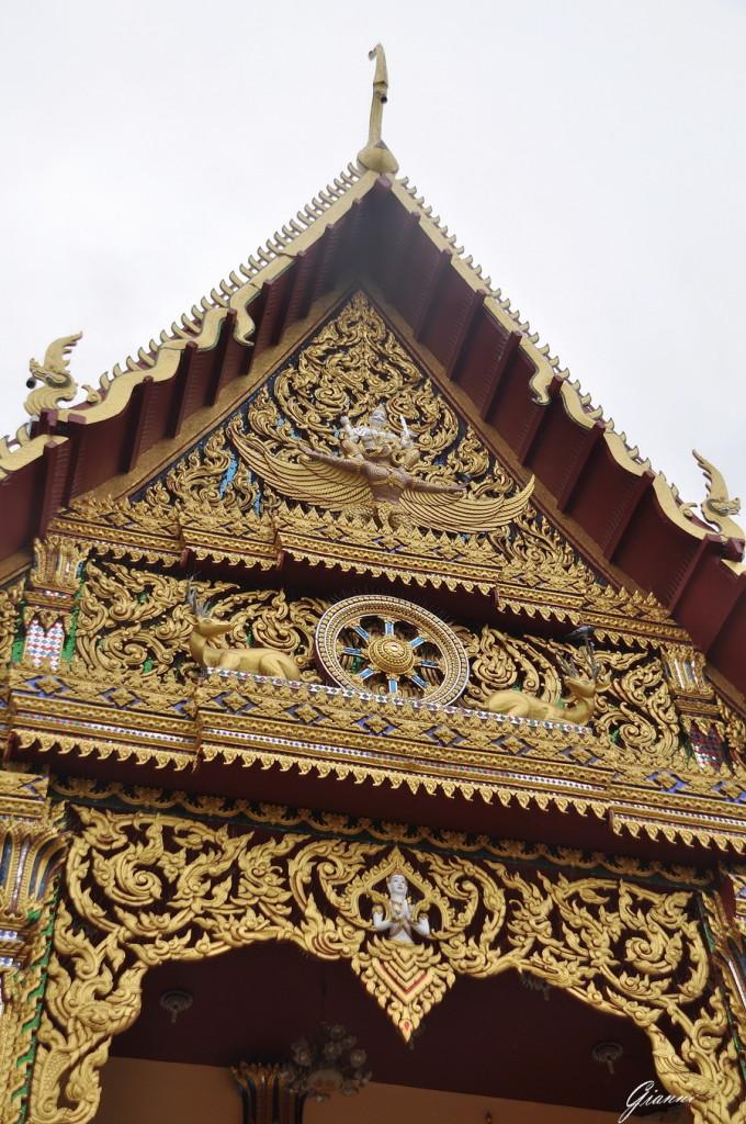 Particolari del Tempio